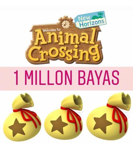 bayas para animal crossing new horizons
