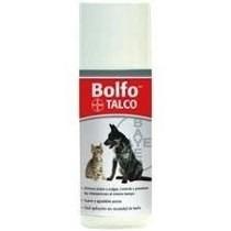bayer repelente p/perros talco antipulgas 100gr