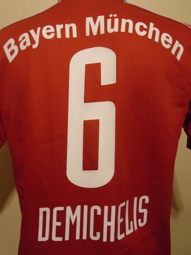 bayern munich camiseta fútbol