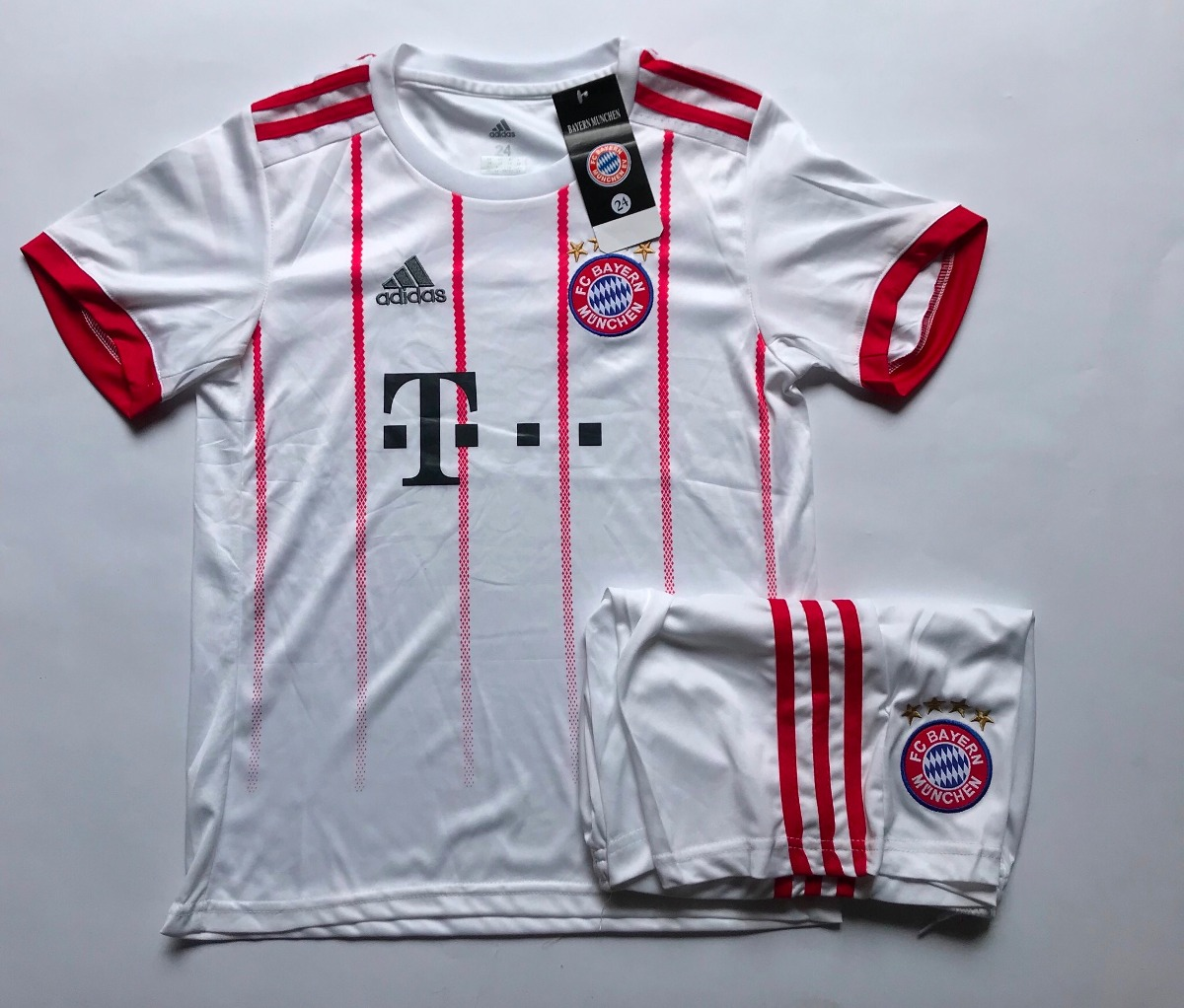 Uniforme Bayern Munich Para Niño -   40.000 en Mercado Libre 376227f71f460