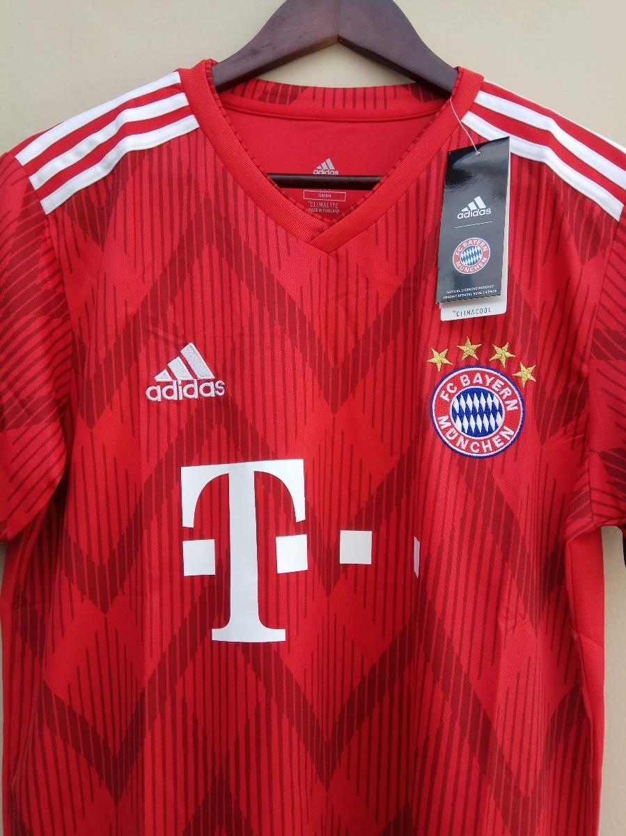 083e46bedbd2a Camisa Bayern De Munique 18-19 Promoção Frete Grátis - R  120