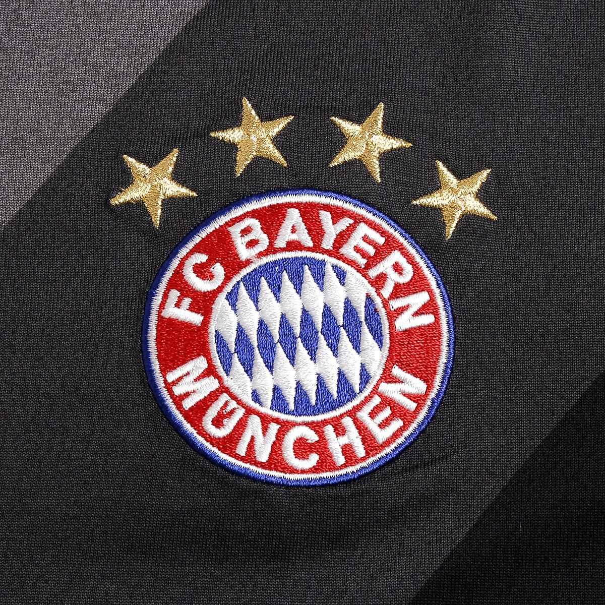 456879c2e8 Camisa Do Bayern De Munique Nova Lançamento Preta Vermelha - R  89 ...