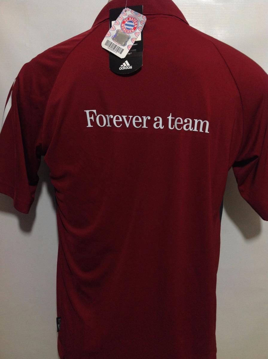 c0acb1a814 Bayern Munique Camisa Pólo adidas Importada Tam.g Tags - R$ 129,00 ...