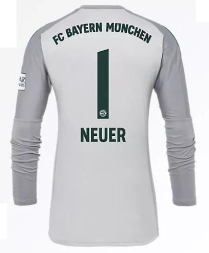 87cc6d85e7634 Bayern Munique Goleiro 2019 - Früechtl