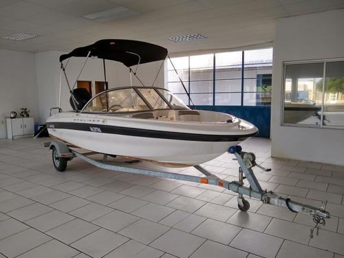 bayliner 160  merrcury 90 hp