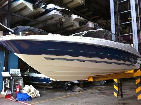 bayliner 1800 capri 2da- mano - con mercury 200 2 t - 720 hs