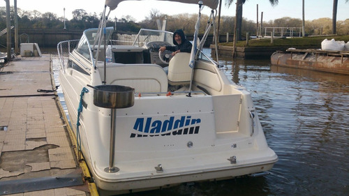 bayliner 2355 1995 mercurial 260 hp excelente estado