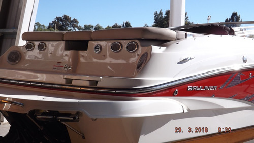 bayliner 250 full c/mercruiser 250