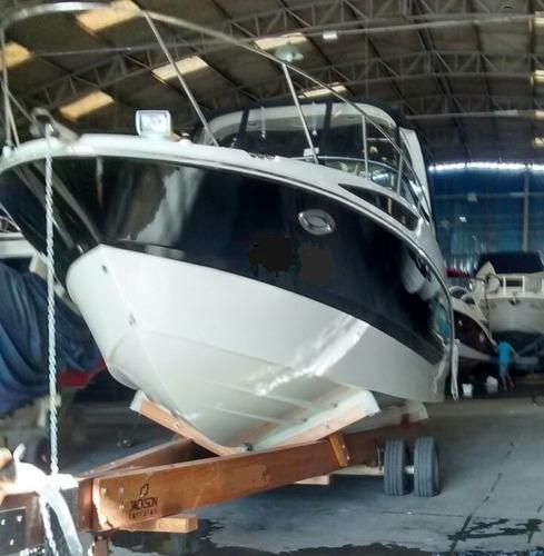 bayliner 310 2012 mercruiser 380hp - marina atlântica
