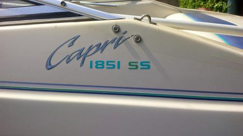 bayliner capri motor mercruiser 205 hp
