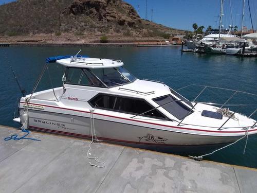 bayliner classic 2452