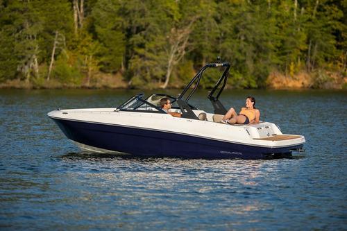 bayliner vr4 motor mercury 200hp trailer nueva
