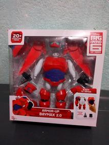 Baymax 6 Figura Grandes Big Heroes Hero Gratis Bandai Envio y0PvmwNnO8