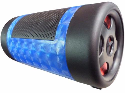 bazooca amplificada con control y puerto usb triaxial medio