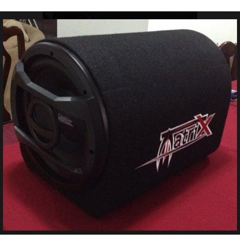 bazooka amplificada matrix