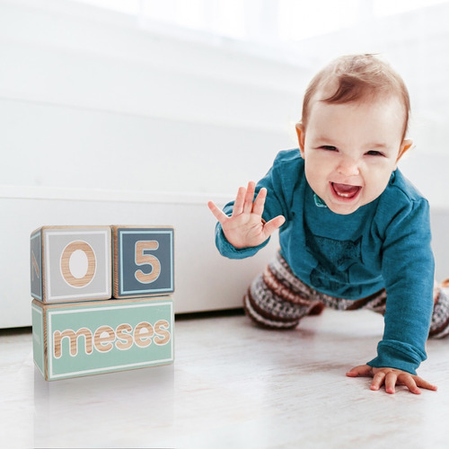 bb blocks - dados tomar fotos a tu bebé - niño