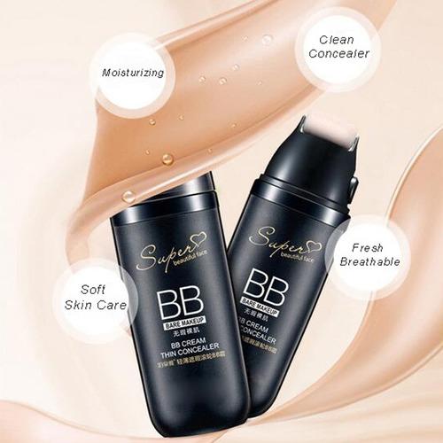 bb cream antirrugas com protetor solar roller- bioaqua