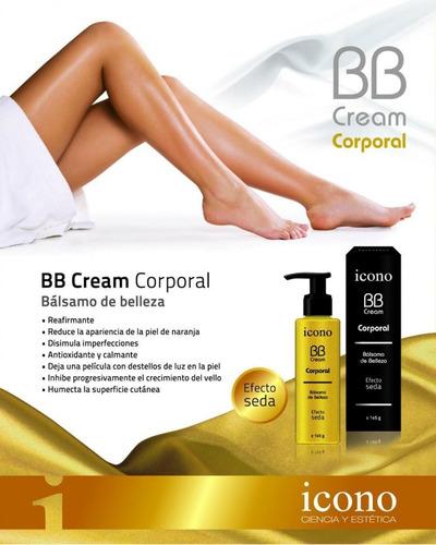 bb cream corporal icono