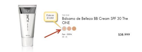 bb cream oriflame fps 30