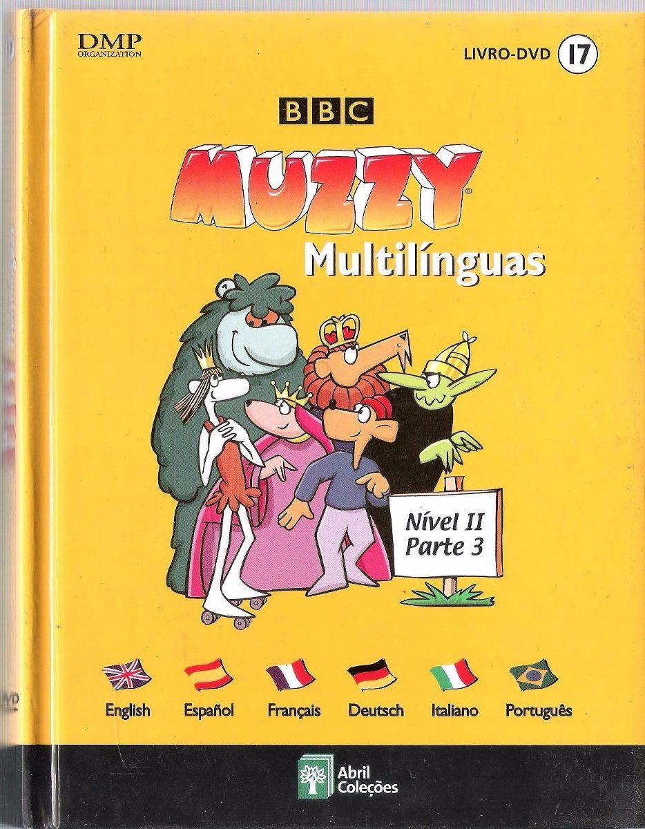 dvd muzzy