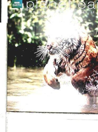 bbc planet earth 2011(libro almanaques, carteles, calendario