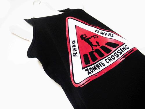 bbd top de zombie crossing walking excelente skpalace