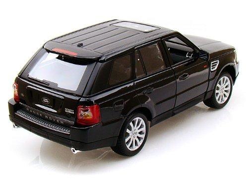 bburago land rover range rover sport 1/18 negro - $ 358.777 en