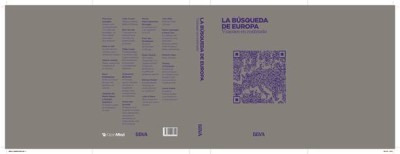 bbva: la busqueda de europa(libro )