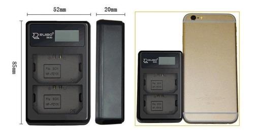 bc-qz1 carregador p/ sony bateria fz100 alpha9 a7riii a7r3 duplo p/ bateria np-fz100 sony a9 a7iii fz100