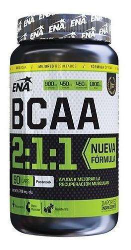 bcaa 2:1:1 (aminoacidos ramificados tu suplemento)