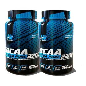 Bcaa 300 Caps Aminoacidos +obs