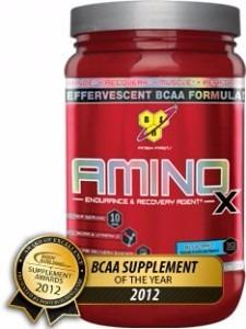 bcaa amino x bsn 70 y 30 servidas - aminoacidos