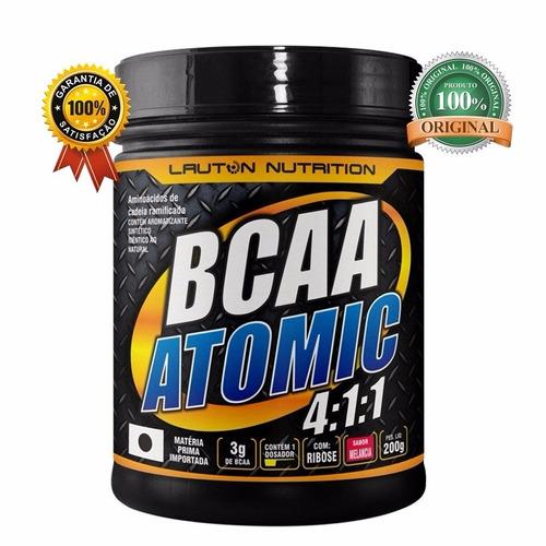bcaa - atomic - lauton 200ggr