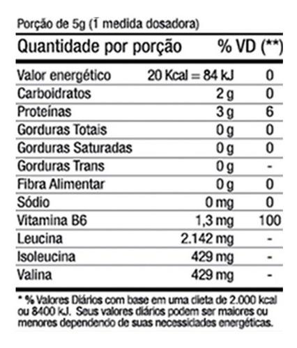 bcaa em pó 300g ftw - fitoway - sabor uva