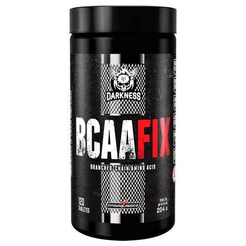 bcaa fix 120 tabs