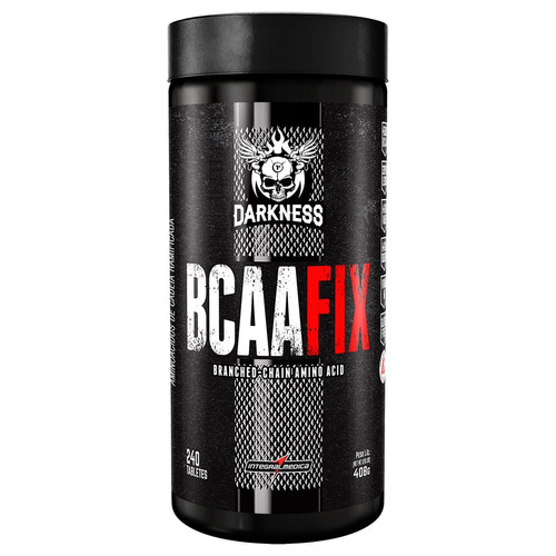 bcaa fix 240 tabs
