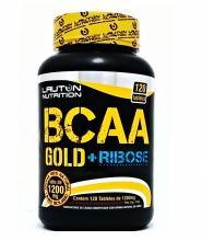 bcaa gold + ribose 120 tabletes - lauton nutrition