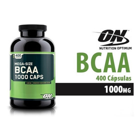 Bcaa On 1000 Caps 400 Cápsulas Lacrado - Últimas Unidades