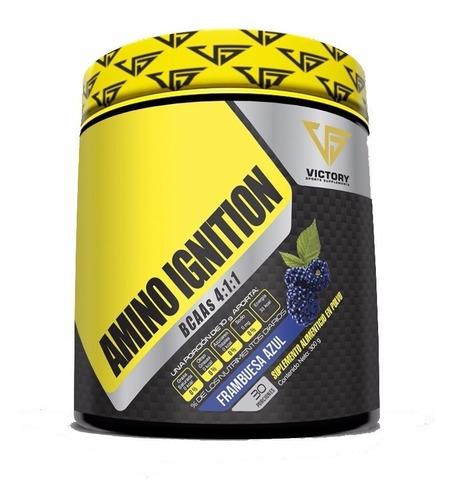 bcaa victory amino ignition (30 servicios)