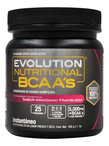 bcaas - aminoácidos (leucina:isoleucina:valina ) de 500 g