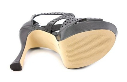 bcbg sandalias negra talla 7