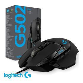 Bc.ec Mouse Gamer Logitech G502 Sensor Hero, Iva Incluido