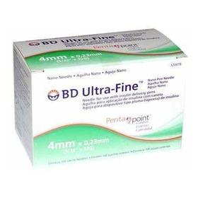 Bd Ultrafine Pentapont 4mm X 023mm X 100und