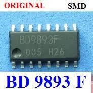 bd9893f - bd 9893f - bd 9893 f - c. i em smd original !!!