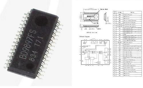 bd9897fs fdd8447l kit 6632l-0470a lg philips lcd 1-307