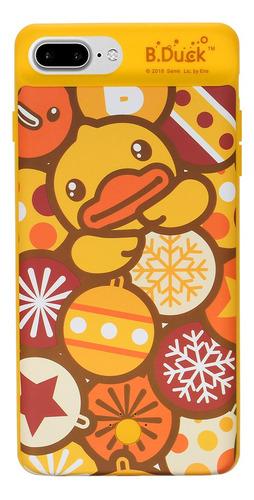 b.duck k6+ para iphone 6plus/6splus/7plus/8plus bateria