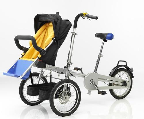 be bike triciclo para criancas que se transforma em carrinho