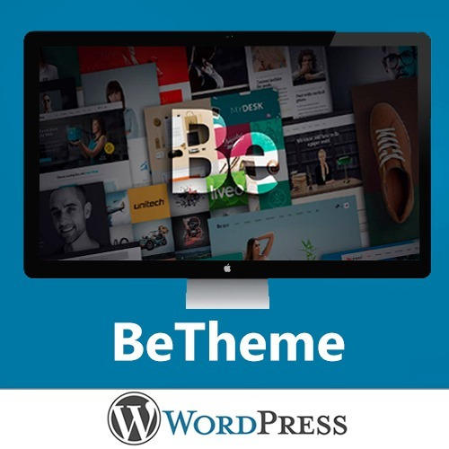 be theme - theme, tema pro premium wordpress