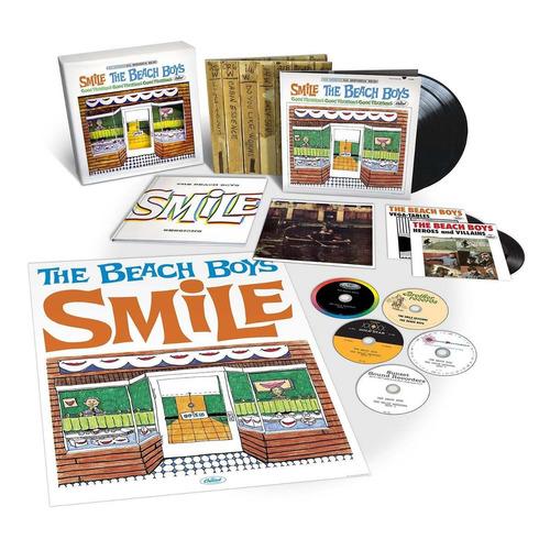 beach boys brian wilson the smile sessions box set