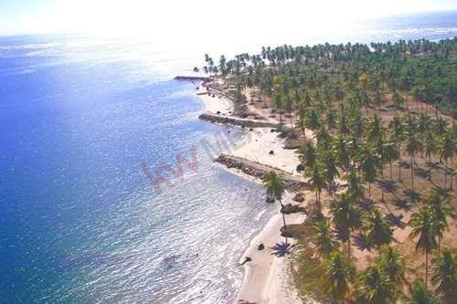 beachfront hacienda for sale, in teacapan